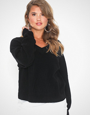 NLY Trend genser, Easy V-neck Sweater