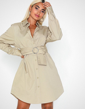NLY Trend kjole, Oversize Cargo Dress