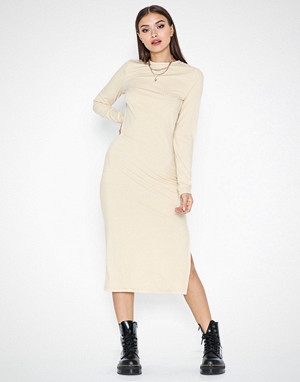 NLY Trend kjole, Slit Rib Dress