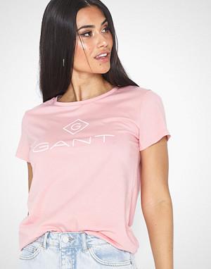 Gant T-skjorte, D1. Gant Lock Up Ss T-Shirt