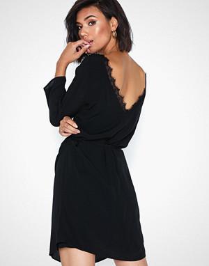 Object Collectors Item kjole, Objlourdes 3/4 Lace Dress Rep