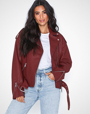 Missguided jakke, Boyfriend Biker Jacket