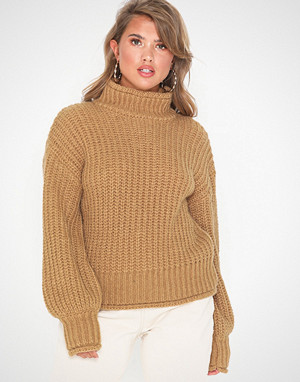 NLY Trend genser, Chunky Turtleneck Sweater