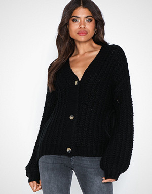 Noisy May kardigan, Nmsteve L/S Knit Cardigan Noos
