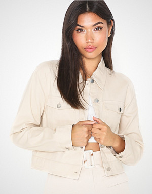 Missguided jakke, Cropped Jacket