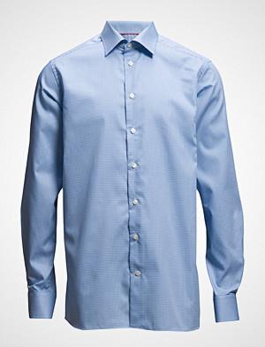 Eton Cambridge Collection Slim Fit Skjorte Business Blå ETON