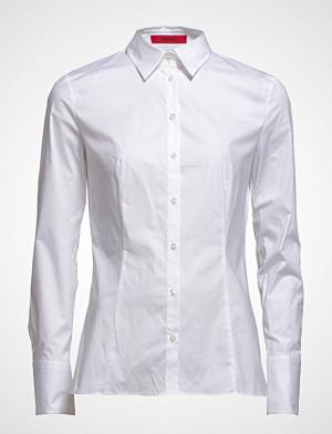 HUGO skjorte, Etrixe1 Langermet Skjorte Hvit HUGO