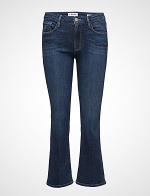 FRAME jeans, Le Crop Mini Boot Jeans Boot Cut Blå FRAME