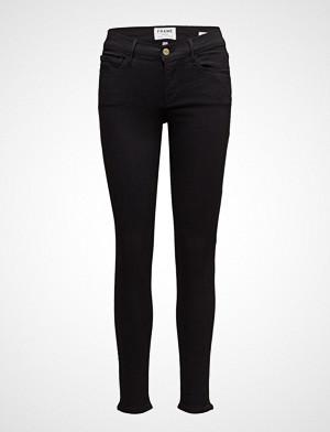 FRAME jeans, Le Color Skinny Jeans Svart FRAME