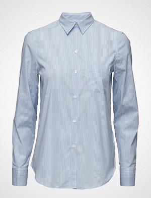Filippa K Classic Silk Shirt Langermet Skjorte Rosa FILIPPA