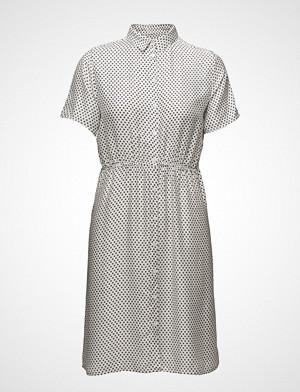 The Lab kjole, 3134 - Cathrine Kort Kjole Hvit THE LAB