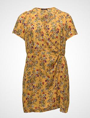 626276e4e29d Violeta by Mango Floral Wrap Dress - Fashionstreet.no