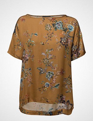 Sand T-skjorte, 3644 - Rufa T-shirts & Tops Short-sleeved Gul SAND