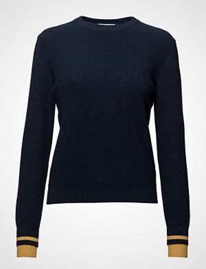Wood Wood genser, Regina Sweater Strikket Genser Blå WOOD WOOD
