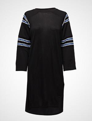 Diesel Women kjole, D-Uby Dress Knelang Kjole Svart DIESEL WOMEN