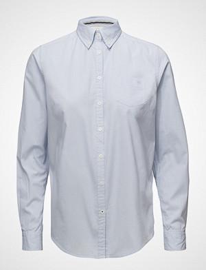 Signal skjorte, L/S Shirts Langermet Skjorte Blå SIGNAL