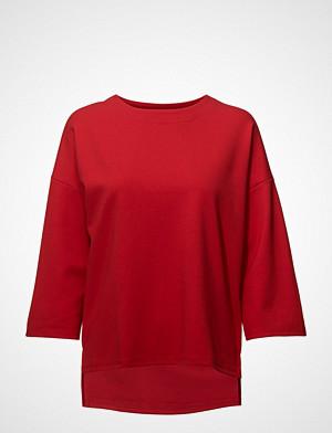 Nanso bluse, Ladies Shirt, Hehku Bluse Langermet Rød NANSO