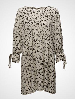 ÁERON kjole, Crew Neck Flippy Dress