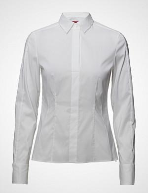 BOSS Business Wear skjorte, Bashina6 Langermet Skjorte Hvit BOSS BUSINESS WEAR