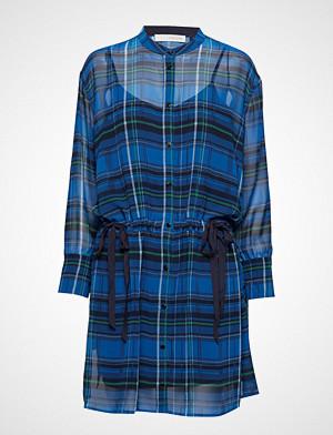 Pieszak kjole, Hannah Kimono Dress Knelang Kjole Blå PIESZAK