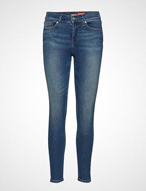 Superdry jeans, Supervintage- Skinny Mid Rise Skinny Jeans Blå SUPERDRY