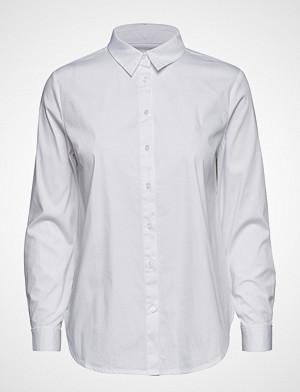 Part Two skjorte, Biminipw Sh Langermet Skjorte Hvit Part Two