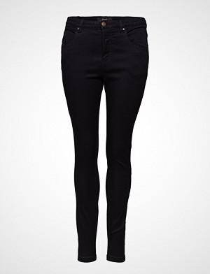 Zizzi jeans, Jeans, Long, Amy, Super Slim Skinny Jeans Svart ZIZZI