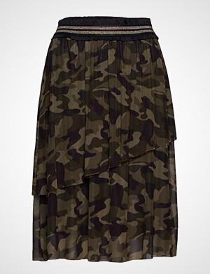 Saint Tropez skjørt, Woven Skirt Below Knee