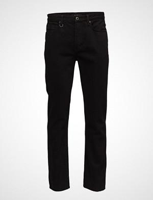 Neuw Serge Straight Jeans Svart NEUW