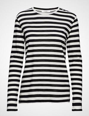 Lovechild 1979 T-skjorte, London T-Shirt T-shirts & Tops Long-sleeved Svart LOVECHILD 1979