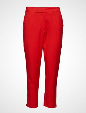 Calvin Klein bukse, Side Stripe Twill Pa Chinos Bukser Rød CALVIN KLEIN JEANS