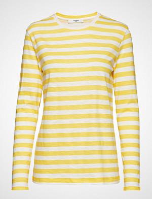 Lovechild 1979 T-skjorte, London T-Shirt T-shirts & Tops Long-sleeved Gul LOVECHILD 1979