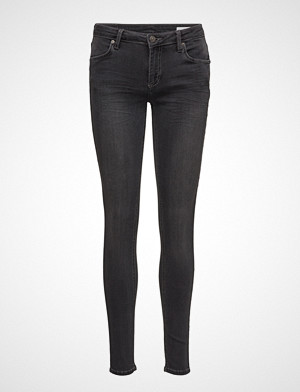2nd One jeans, Nicole 827 Crome Grey, Jeans Skinny Jeans Grå 2ND