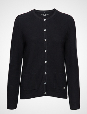 Gerry Weber Edition kardigan, Jacket Knitwear Strikkegenser Cardigan Blå GERRY WEBER EDITION