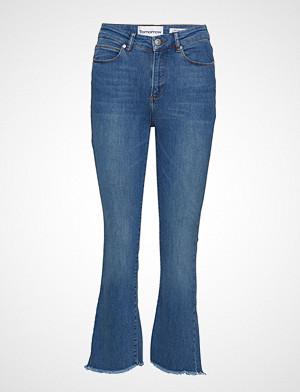 Tomorrow bukse, Malcolm Kick Flare Wash Cambridge Jeans Sleng Blå TOMORROW