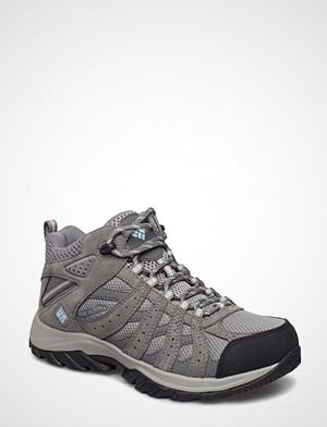 Columbia boots, Canyon Point™ Mid Waterproof Snørestøvletter Støvletter Grå COLUMBIA