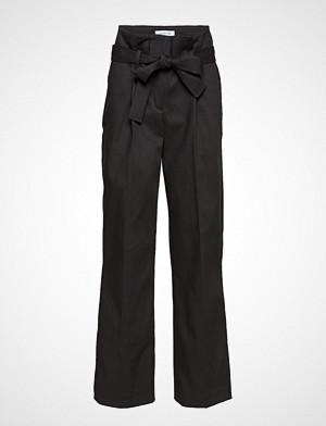 Libertine-Libertine bukse, Walker Vide Bukser Svart LIBERTINE-LIBERTINE