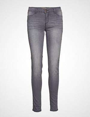 Desigual jeans, Denim Sky Skinny Jeans Grå DESIGUAL