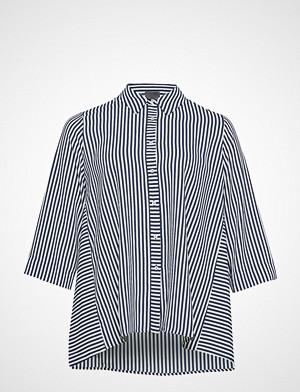 Persona by Marina Rinaldi skjorte, Fedele Langermet Skjorte Hvit PERSONA BY MARINA RINALDI