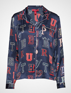 Hilfiger Collection skjorte, Silk Crest Pyjama Sh
