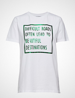 B.Young T-skjorte, Pandina Foil Tshirt -