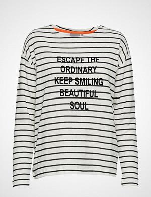B.Young T-skjorte, Samix Blouse - T-shirts & Tops Long-sleeved Hvit B.YOUNG