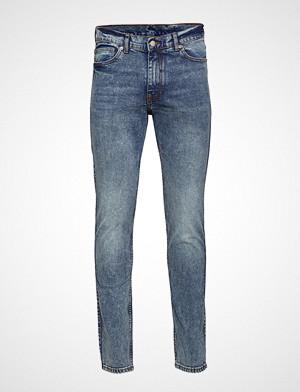 Dr.Denim collegegenser, Clark Slim Jeans Blå DR. DENIM