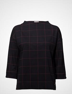 Gerry Weber Edition bluse, T-Shirt 3/4-Sleeve R Bluse Langermet Svart GERRY WEBER EDITION