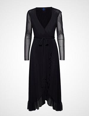 Résumé kjole, Luciana Dress Knelang Kjole Svart RÉSUMÉ