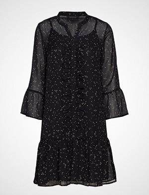 Soft Rebels kjole, L Dress Kort Kjole Blå SOFT REBELS