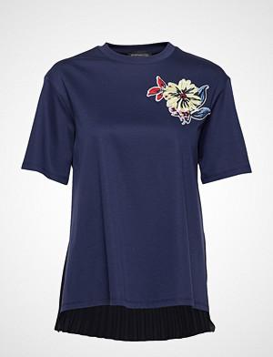 Sportmax Code T-skjorte, Ercole T-shirts & Tops Short-sleeved Blå SPORTMAX CODE