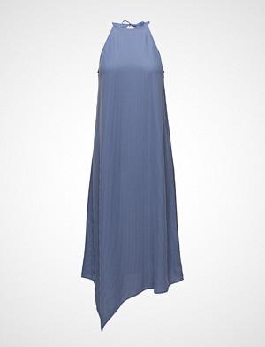ÁERON kjole, Halter Neck Dress Maxikjole Festkjole Blå ÁERON
