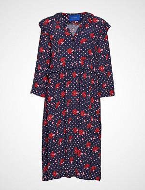 Résumé kjole, Louise Dress Knelang Kjole Blå RÉSUMÉ