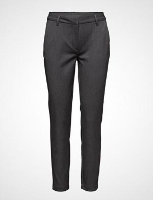 2nd One bukse, Carine 111 Dark Melange, Pants